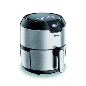 Easy Fry Deluxe EY401D40 Air Fryer – 1.2kg Stainless Steel / Black