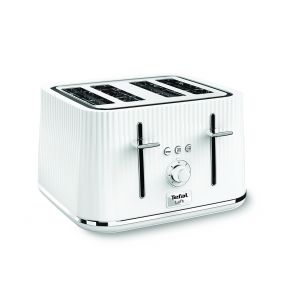 Loft TT760140 4-Slice Toaster - Pure White