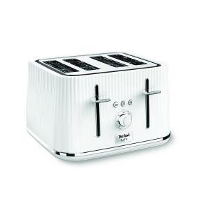 Loft TT760140 4-Slice Toaster - Pure White