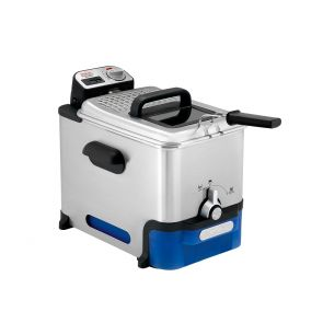 Oleoclean Pro FR804040 Deep Fat Fryer - 1.2kg Stainless Steel