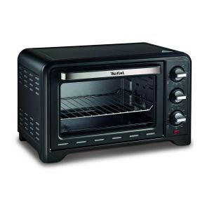 Optimo OF445840 Mini Oven - 19L Black / Stainless Steel