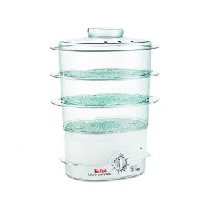 UltraCompact VC100665 Food Steamer - White