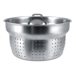 Ingenio Colander/Pasta Insert L9259804 - For Saucepans 20cm - Brushed Stainless Steel