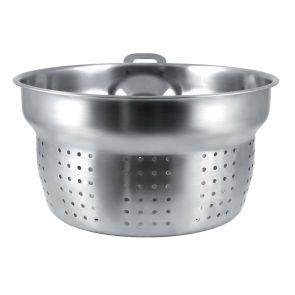 Ingenio Colander/Pasta Insert L9259804 - For Saucepans 20cm - Brushed Stainless Steel