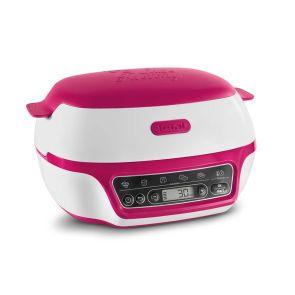 Cake Factory KD801843 Cake Maker & 4 Moulds BUNDLE - Pink