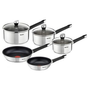Emotion E823S524 5-Piece Pan Set - Stainless Steel