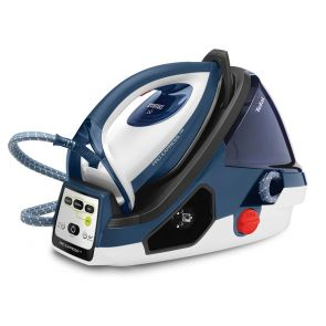 Pro Express Care GV9060 Anti-Scale Steam Generator Iron - Blue / White