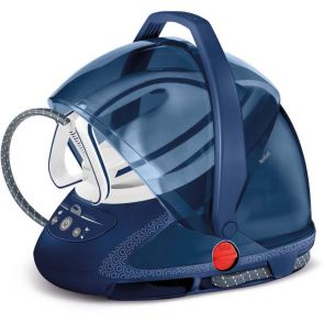 Pro Express Ultimate GV9591 Anti-Scale Steam Generator Iron - Blue w/Hood