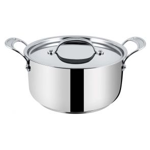 Jamie Oliver by Tefal  Premium Stainless Steel H8044644 24cm Stewpot
