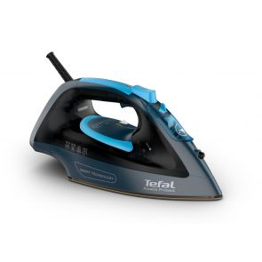 Access Protect FV1611 Steam Iron - Black / Blue