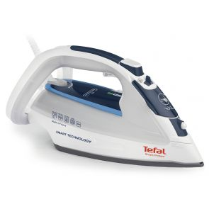 Smart Protect FV4980 Steam Iron - White / Blue
